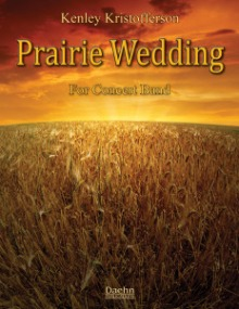 Prairie Wedding COVER
